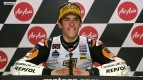 Phillip Island 2012 - Moto2 - RACE - Interview - Marc Marquez
