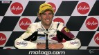 Phillip Island 2012 - Moto2 - RACE - Interview - Anthony West