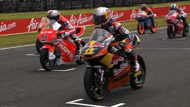 Phillip Island 2012 - Moto3 - RACE - Action - Race start