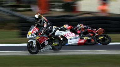 Phillip Island 2012 - Moto3 - RACE - Action - Louis Rossi