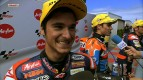 Phillip Island 2012 - Moto3 - RACE - Interview - Arthur Sissis