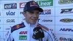 Bradl pleased despite loosing out on fourth