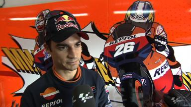 Pedrosa proud of season despite title loss