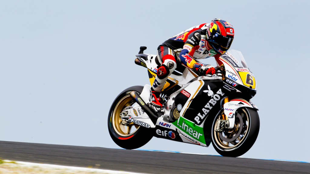 Stefan Bradl, LCR Honda MotoGP, Phillip Island RAC