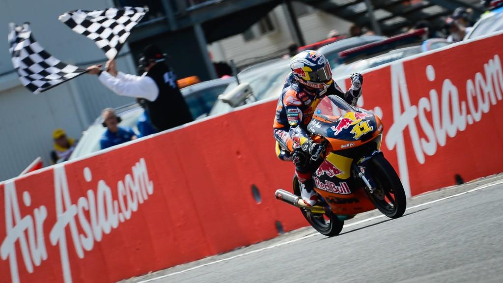 Sandro Cortese, Red Bull KTM Ajo, Phillip Island RAC