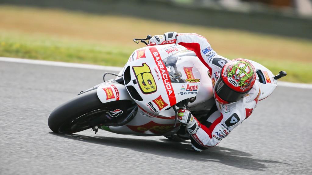 Alvaro Bautista, San Carlo Honda Gresini, Phillip Island RAC