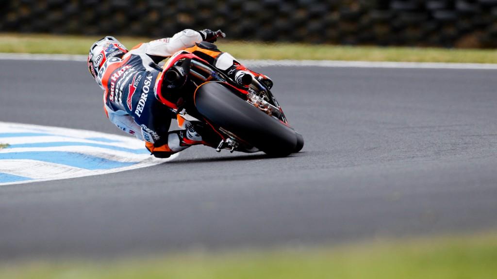 Dani Pedrosa, Repsol Honda Team, Phillip Island WUP