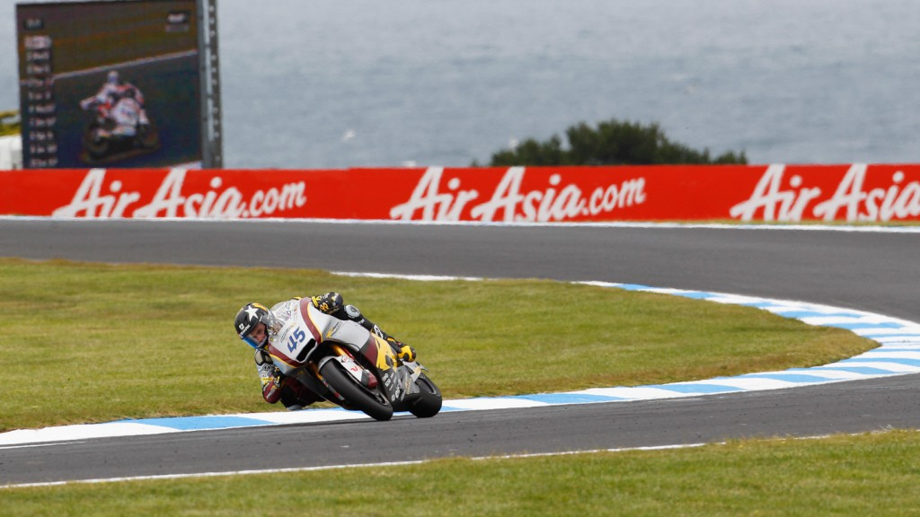 Scott Redding, Marc VDS Racing Team, Phillip Island WUP