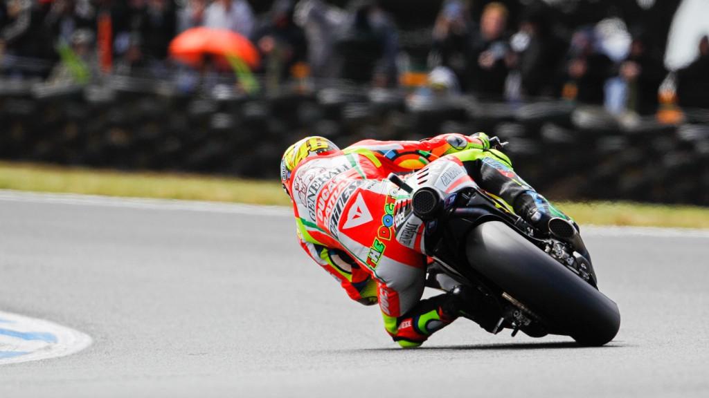 Valentino Rossi, Ducati Team, Phillip Island RAC