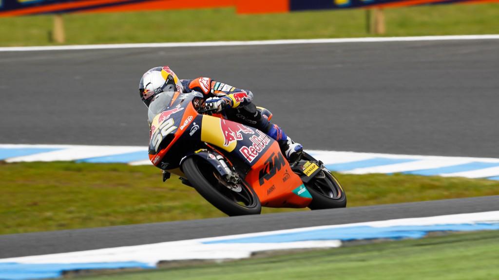 Danny Kent, Red Bull KTM Ajo, Phillip Island RAC