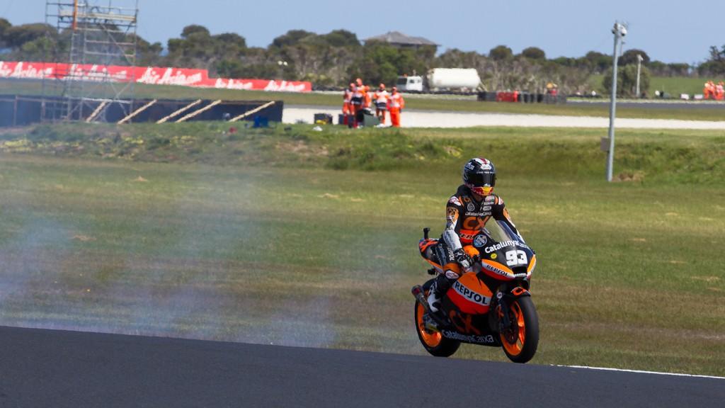 Marc Marquez, Team CatalunyaCaixa Repsol, Phillip Island RAC