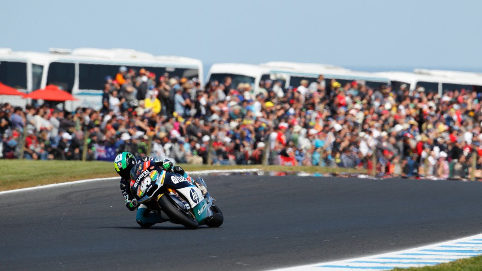 Pol Espargaro, Tuenti Movil HP 40, Phillip Island RAC