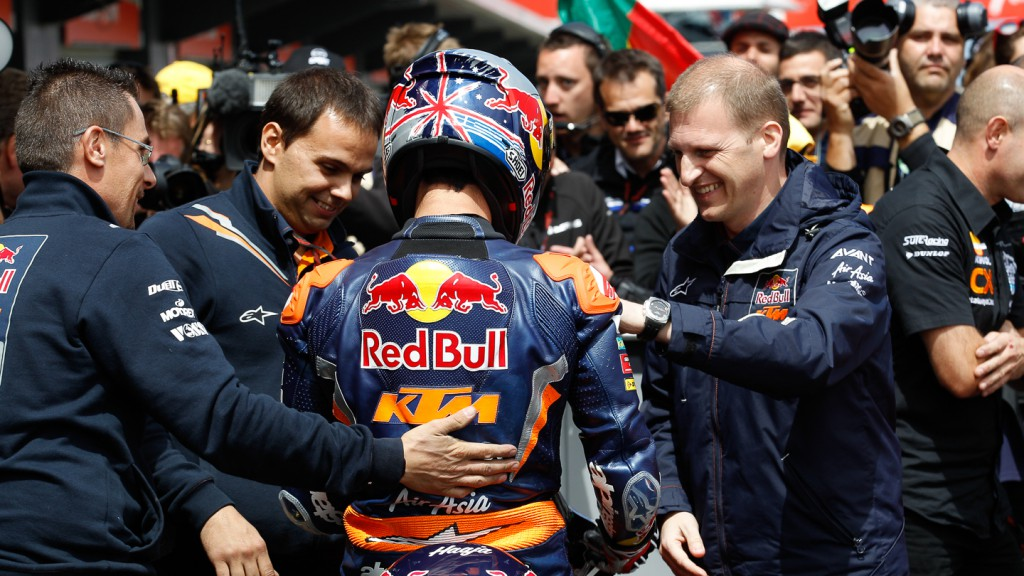 Arthur Sissis, Red Bull KTM Ajo, Phillip Island RAC