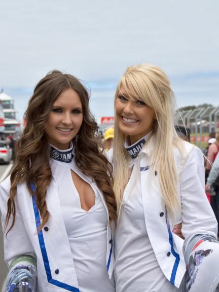 Paddock Girl, AirAsia Australian Grand Prix