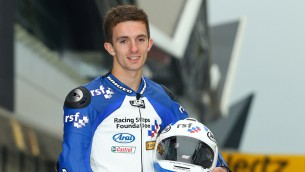 McPhee to join Racing Team Germany in Moto3™ for 2013