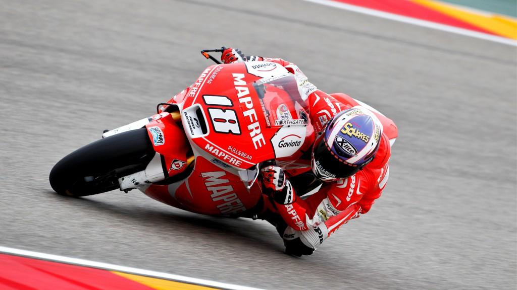 Nico Terol, Mapfre Aspar Team Moto2
