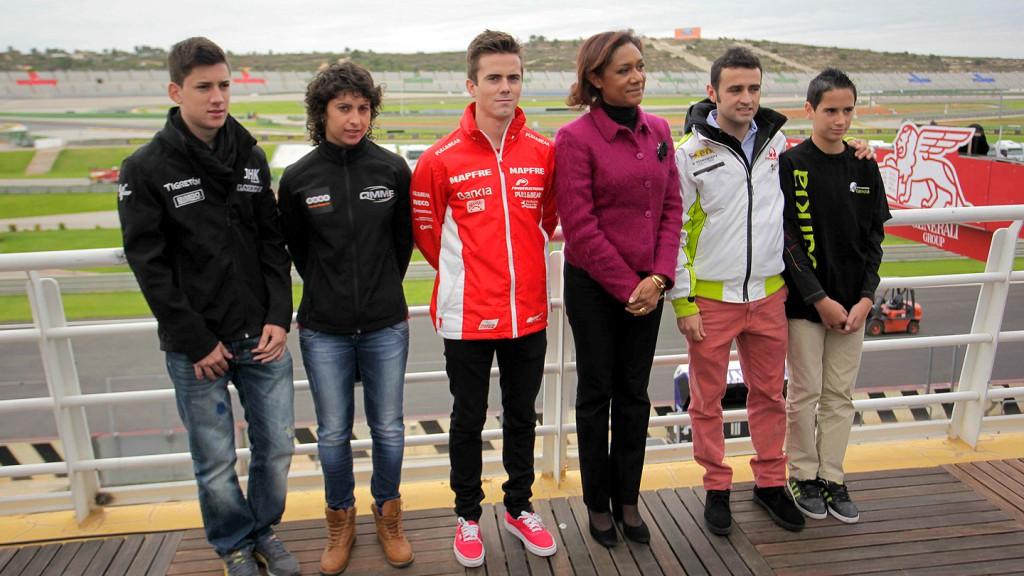 Gran Premio Generali de la Comunitat Valenciana Presentation