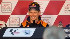 Casey Stoner, Gran Premio Generali de la Comunitat Valenciana Press Conference
