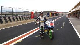 Aoyama on MotoGP return