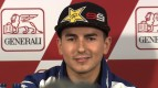 Lorenzo returns home as Champion