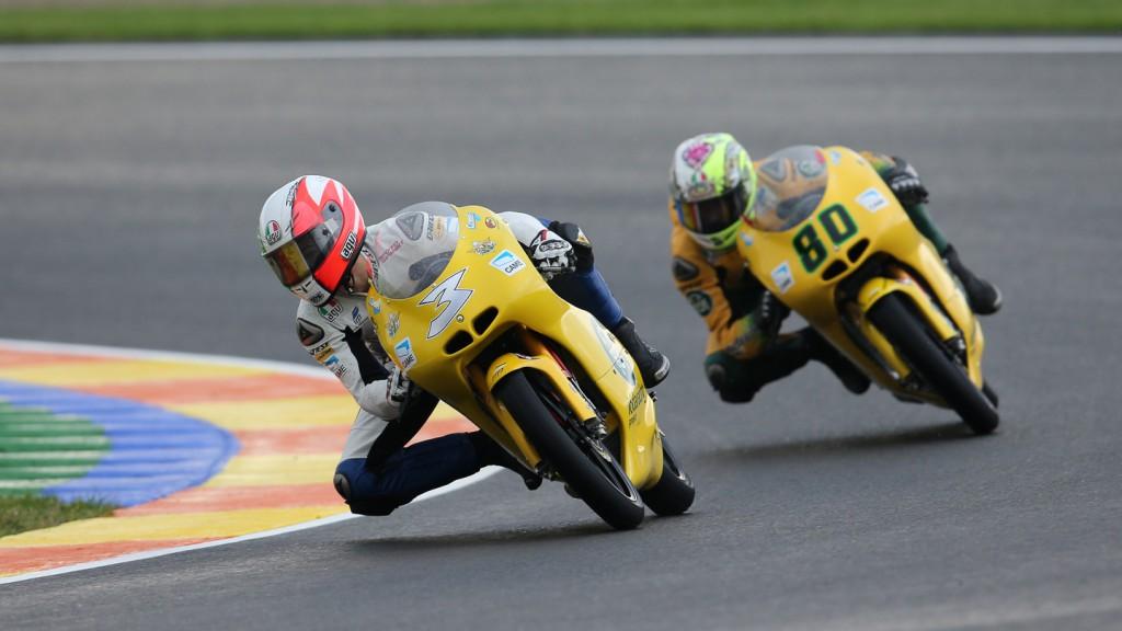Luigi Morciano, Ioda Team Italia, Valencia FP1