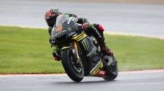 Andrea Doviizoso, Monster Yamaha Tech 3, Valencia FP2