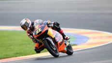 Sandro Cortese, Red Bull KTM Ajo, Valencia FP2