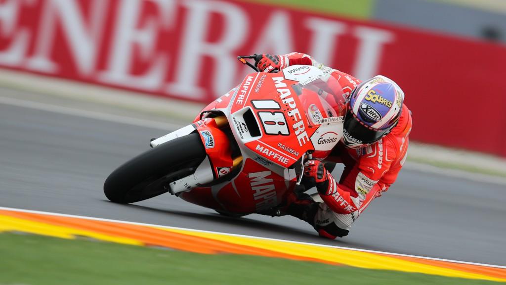 Nico Terol, Mapfre Aspar Team Moto2, Valencia FP2