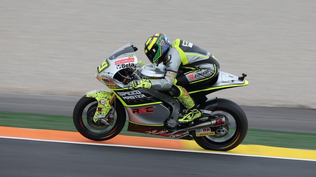 Andrea Iannone, Speed Master, Valencia FP2