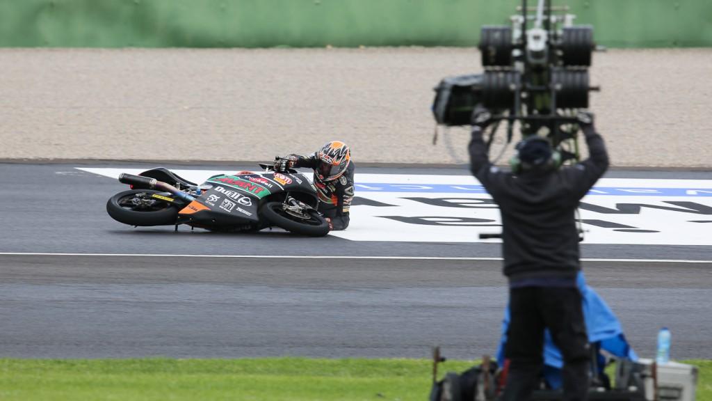 Niklas Ajo, TT Motion Events Racing, Valencia FP1