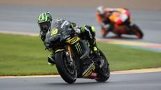 Cal Crutchlow, Monster Yamaha Tech 3, Valencia FP2
