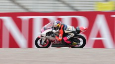 Luis Salom, RW Racing GP, Valencia FP2