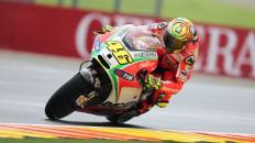 Valentino Rossi, Ducati Team, Valencia FP1