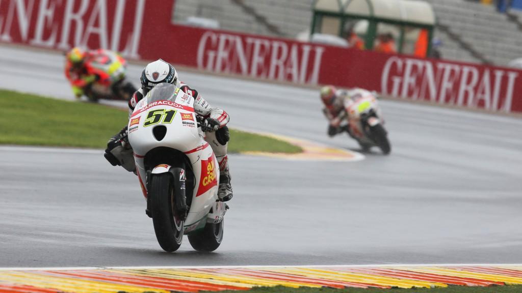 Michele pirro, San Carlo Honda Gresini, Valencia FP1