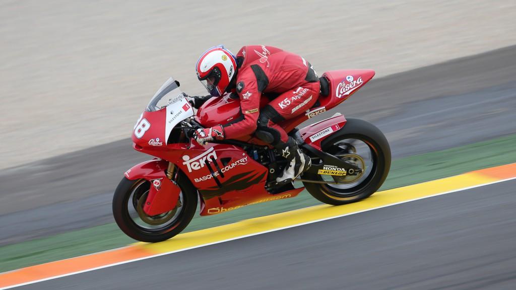Ricard Cardus, Arguiñano Racing Team, Valencia FP2