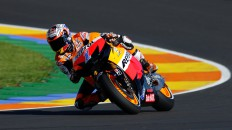 Casey Stoner, Repsol Honda Team, Valencia QP
