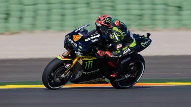 Andrea Dovizioso, Monster Yamaha Tech 3, Valencia QP