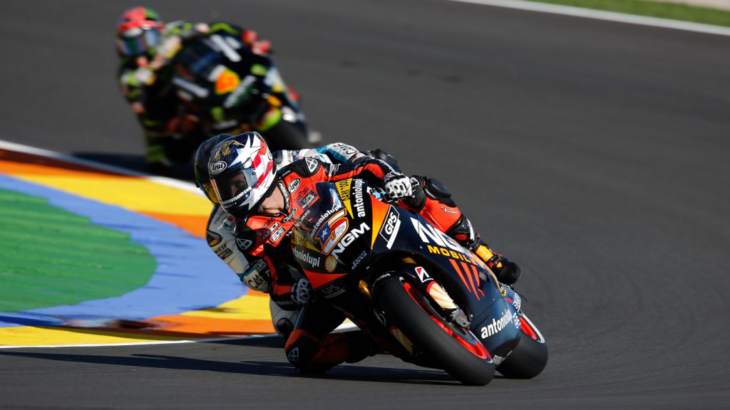 Colin Edwards, NGM Mobile Forward Racing, Valencia QP