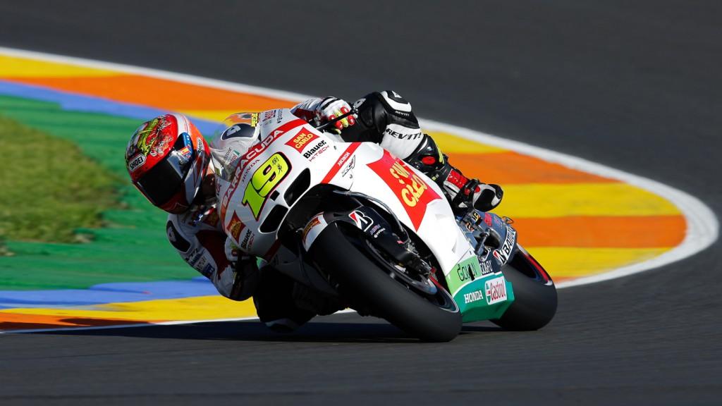 Alvaro Bautista, San Carlo Honda Gresini, Valencia QP