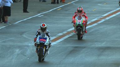 Valencia 2012 - MotoGP - FP3 - Full