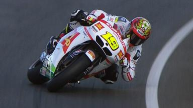 Valencia 2012 - MotoGP - QP - Action - Turn 13