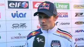 Bradl starts from fifth in Valencia
