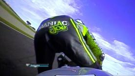 Valencia 2012 - Moto2 - FP3 - Action - Andrea Iannone