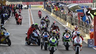 Valencia 2012 - Moto2 - FP3 - Full