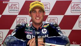 Valencia 2012 - Moto2 - QP - Interview - Pol Espargaro