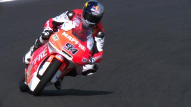 Valencia 2012 - Moto3 - QP - Highlights