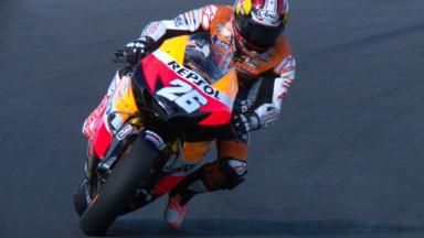 Valencia 2012 - MotoGP - QP - Highlights