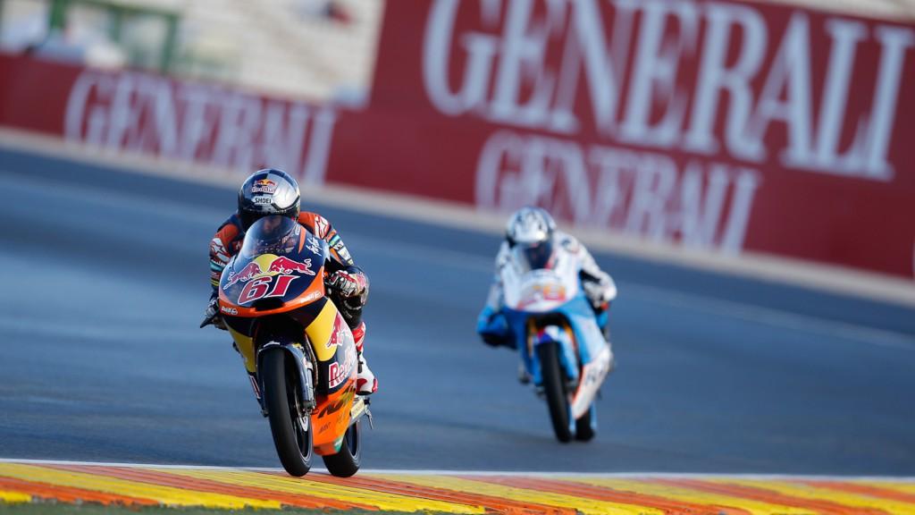 Arthur Sissis, Red Bull KTM Ajo, Valencia QP