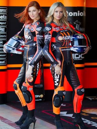 Paddock Girls GP Generali de la Comunitat Valenciana   MotoGP™