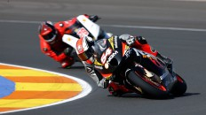 Mattia Pasini, NGM Mobile Forward Racing, Valencia QP
